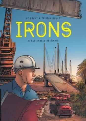 Couverture de l'album Irons - 2. Les Sables de Sinkis