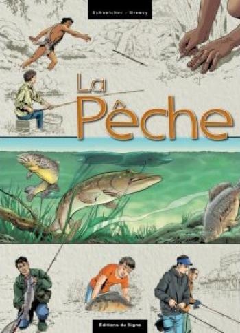 Couverture de l'album La Pêche (One-shot)