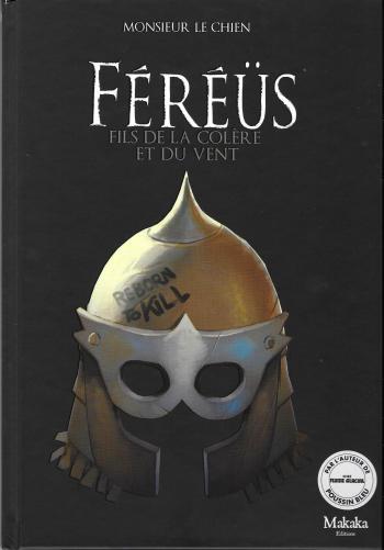 Couverture de l'album Féréüs le Fléau (One-shot)