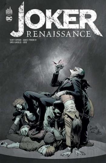 Couverture de l'album Joker - Renaissance (One-shot)
