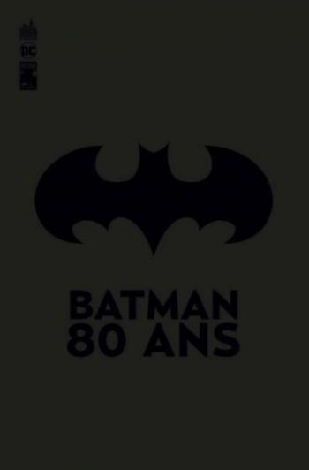 Couverture de l'album Batman 80 ans (One-shot)