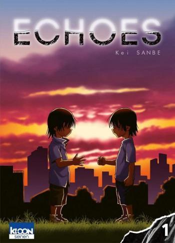 Couverture de l'album Echoes - 1. Tome 1