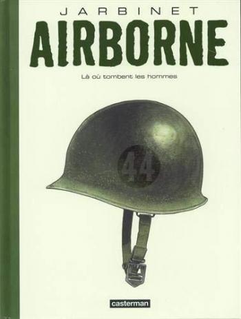 Couverture de l'album Airborne 44 - 1. Là où tombent les hommes