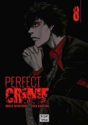 Couverture de l'album Perfect Crime - 8. Tome 8