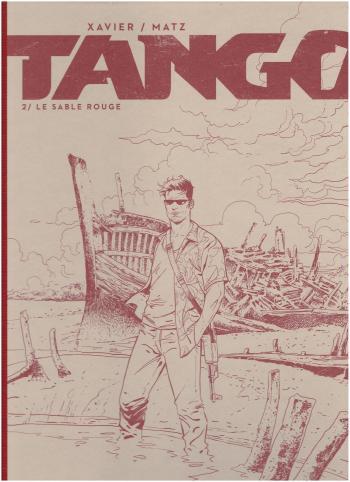 Couverture de l'album Tango - 2. Sable rouge