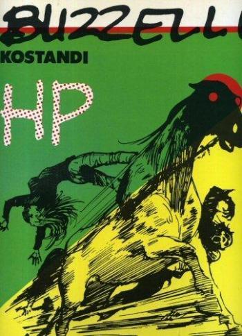 Couverture de l'album HP (Kostandi/Buzzelli) (One-shot)