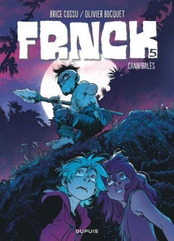 Couverture de l'album Frnck - 5. Cannibales