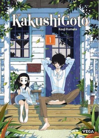 Couverture de l'album Kakushigoto - 1. Tome 1