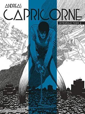 Couverture de l'album Capricorne - INT. Capricorne - Intégrale T6 à 9