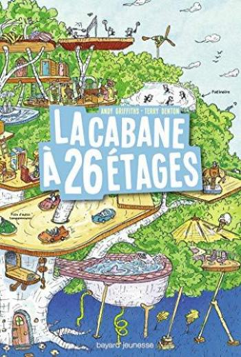 Couverture de l'album La Cabane à 13 étages - 2. La cabane à 26 étages