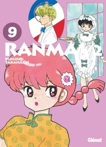 Couverture de l'album Ranma 1/2 (Édition Originale) - 9. Tome 9