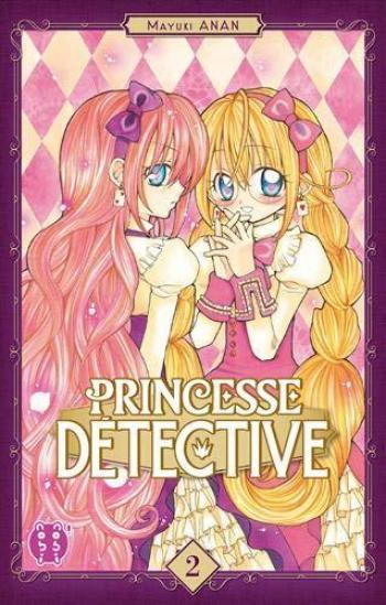 Couverture de l'album Princesse Détective - 2. Tome 2