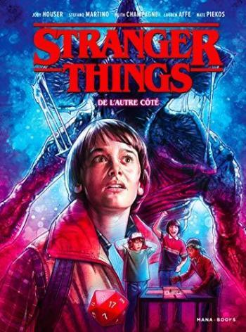 Couverture de l'album Stranger Things - 1. De l'autre côté