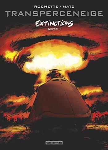 Couverture de l'album Transperceneige - 5. Extinctions acte 1