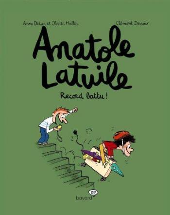 Couverture de l'album Anatole Latuile - 4. Record battu !