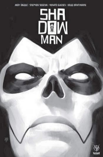 Couverture de l'album Shadowman (V2) (One-shot)