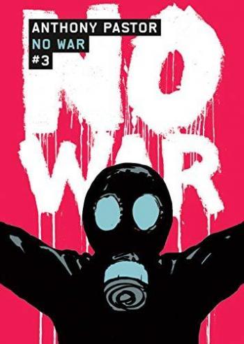 Couverture de l'album No War - 3. Tome 3