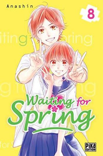 Couverture de l'album Waiting for Spring - 8. Tome 8