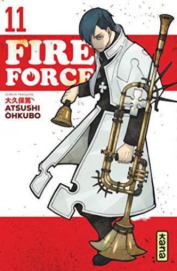 Couverture de l'album Fire Force - 11. Tome 11
