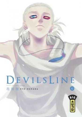 Couverture de l'album Devils Line - 12. Tome 12