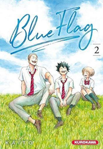 Couverture de l'album Blue Flag - 2. Tome 2