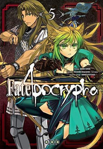 Couverture de l'album Fate - Apocrypha - 5. Tome 5