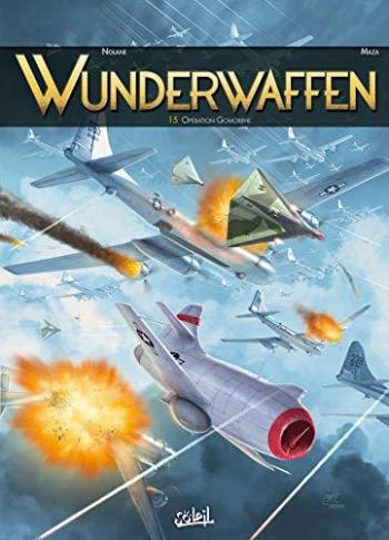 Couverture de l'album Wunderwaffen - 15. Opération Gomorrhe