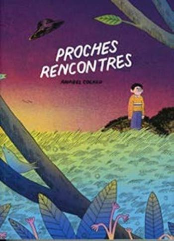 Couverture de l'album Proches rencontres (One-shot)