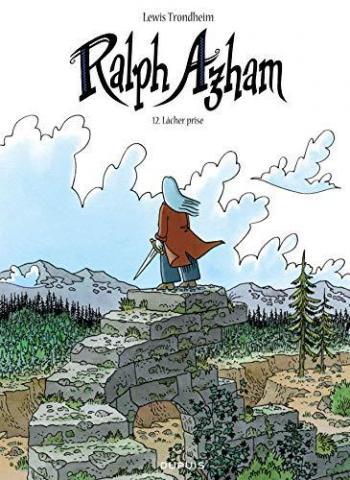 Couverture de l'album Ralph Azham - 12. Lâcher prise