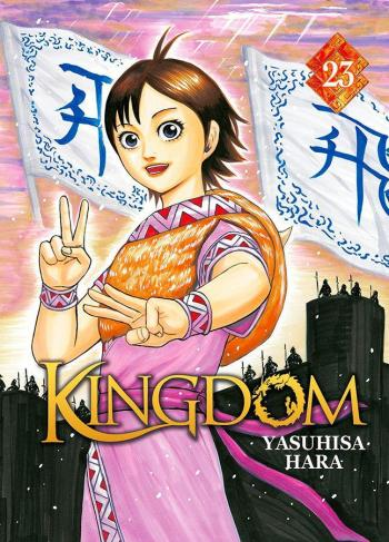 Couverture de l'album Kingdom - 23. Un départ et une nouvelle recrue
