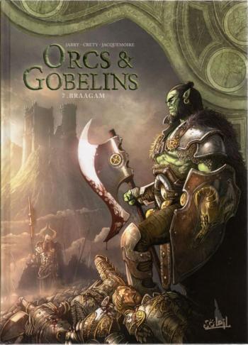 Couverture de l'album Orcs et Gobelins - 7. Braagam