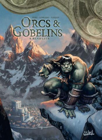 Couverture de l'album Orcs et Gobelins - 8. Renifleur
