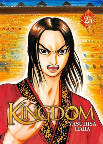 Couverture de l'album Kingdom - 25. Encerclé de toutes parts !