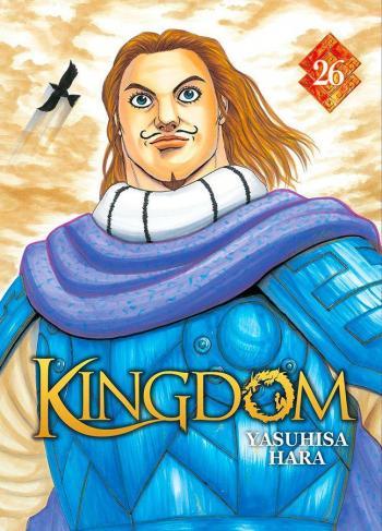 Couverture de l'album Kingdom - 26. La bataille de la porte de Kankoku