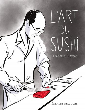 Couverture de l'album L'Art du sushi (One-shot)