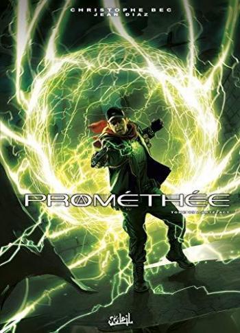 Couverture de l'album Prométhée - 19. Artefact