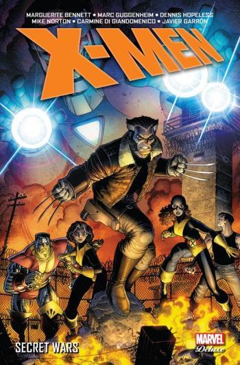 Couverture de l'album X-Men - Secret Wars (One-shot)