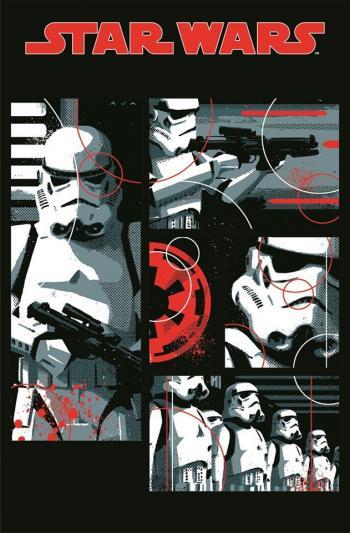 Couverture de l'album Star Wars (Officiel) - INT. Intégrale 2