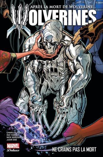 Couverture de l'album La mort de Wolverine - Wolverines - 2. Ne crains pas la mort