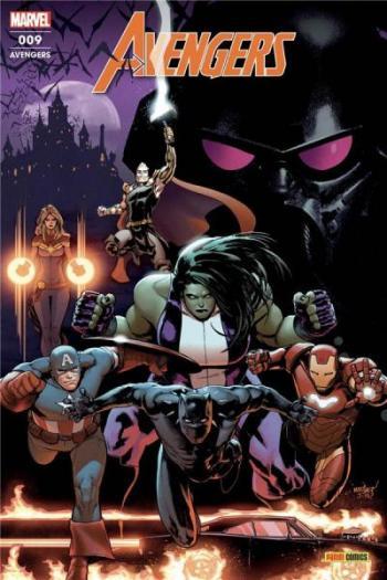 Couverture de l'album Avengers (V6) - 9. Fresh Start - Avengers - Tome 9
