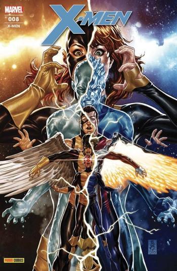 Couverture de l'album X-Men (V6) - 8. Fresh Start - X-Men - Tome 8