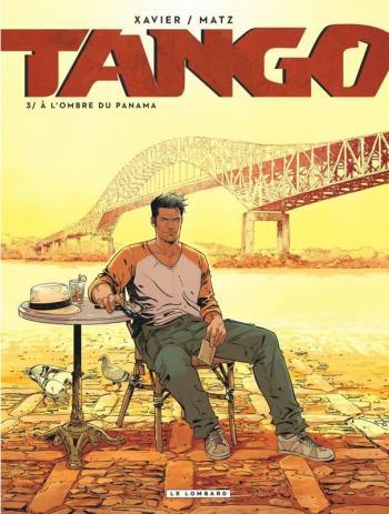 Couverture de l'album Tango - 3. À l'ombre du Panama