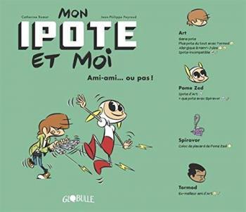 Couverture de l'album Mon Ipote et moi - 2. Ami-ami... ou pas !