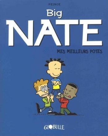 Couverture de l'album Big Nate - 2. Mes meilleurs potes