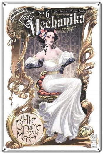 Couverture de l'album Lady Mechanika - 6. La belle dame sans merci