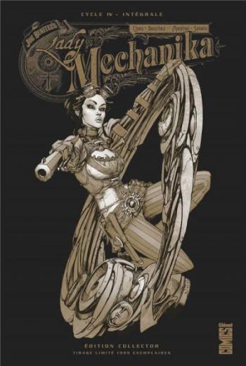Couverture de l'album Lady Mechanika - INT. Cycle 4