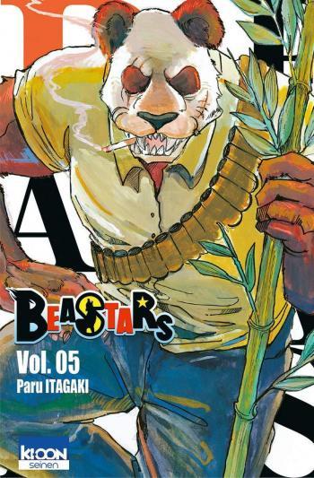 Couverture de l'album Beastars - 5. Tome 5