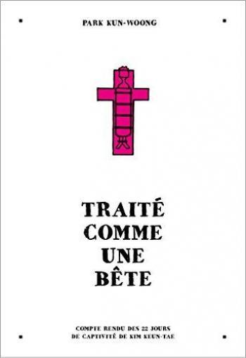 Couverture de l'album Traité comme une bête (One-shot)