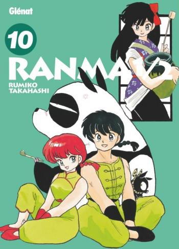 Couverture de l'album Ranma 1/2 (Édition Originale) - 10. Tome 10