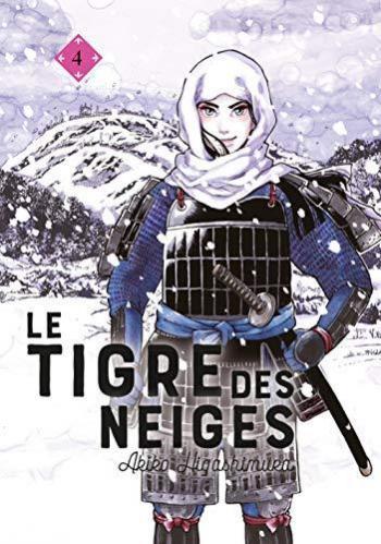 Couverture de l'album Le tigre des neiges - 4. Tome 4